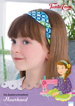 Buch Nr. 5 Haarband