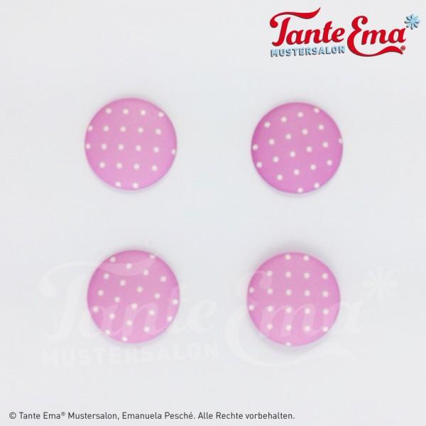 Tante Ema®Knopf-Set rosa 1