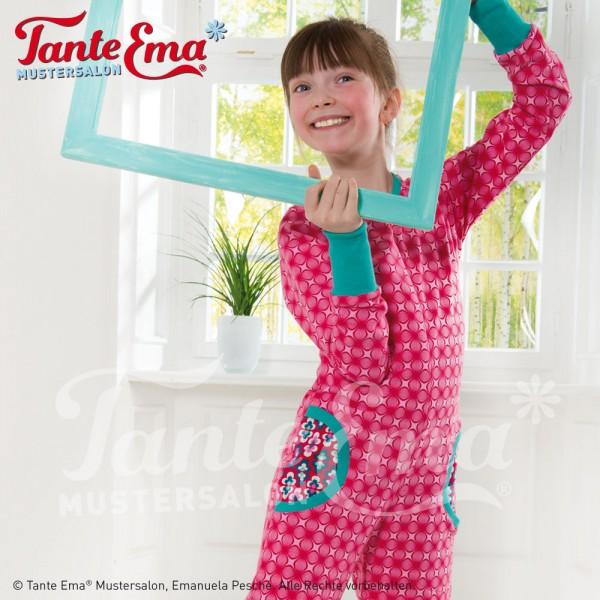 Digitales Schnittmuster Kinder-Jumpsuit Größen 110 bis 152 mit Nähanleitung